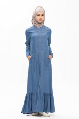 Imana Denim Dress Neways 280404aa